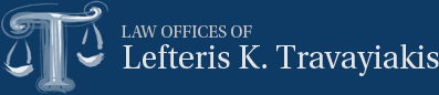 Logo of Lefteris K. Travayiakis