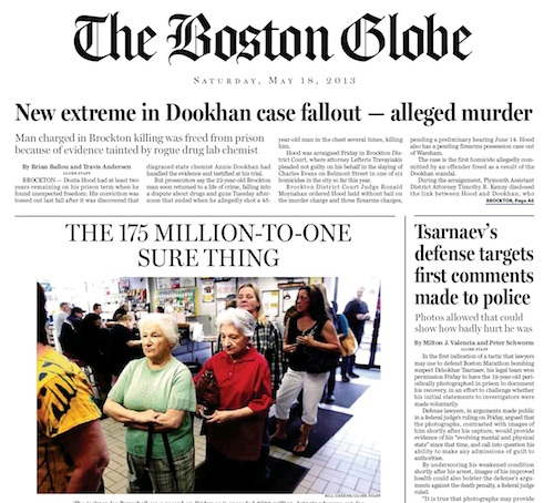 New extreme in Dookhan case fallout — alleged murder - The Boston Globe